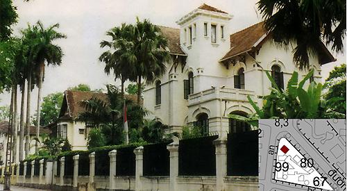 Biệt thự số 49 Điện Biên Phủ mang phong cách địa phương Pháp