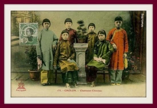 Các tiểu thư người Hoa