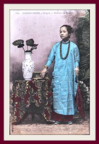 Con gái Sài Gòn 1