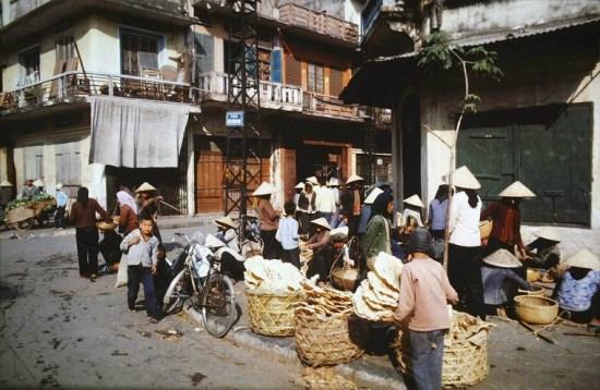 HAI PHONG 1979 - Phố Trần Quang Khải