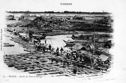 000.Bến tàu sông Hồng, thương cảng sầm uất của Thăng Long - Kẻ chợ xưa.2