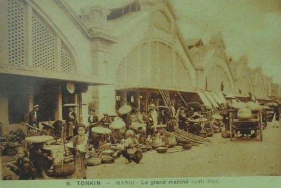 000.Chợ Lớn (nay là chợ Đồng Xuân) năm 1926.