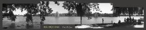 HANOI 1940 - Cảnh Hồ Gươm