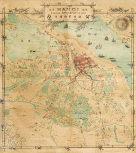 000a.Khu phố cổ của Hà Nội cuối thế kỷ 19