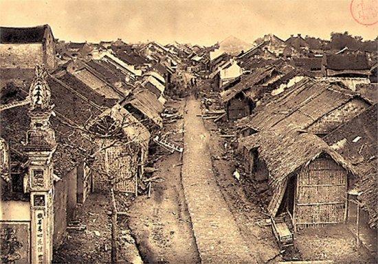 001.Bắc-Ninh ngày hôm sau, sau khi thất thủ (13-03-1884)