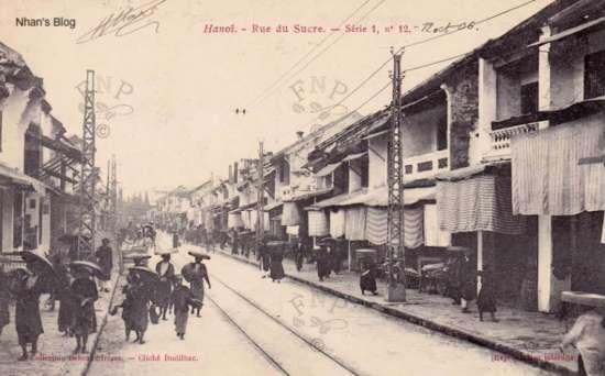Không gian cận ảnh của tấm hình này xưa kia chính là Chợ Cầu Đông