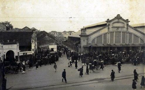 001a,Chợ Đồng Xuân-Phố Hàng Khoai