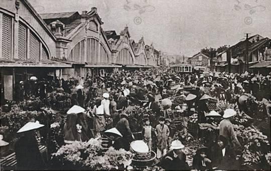 001b,Chợ Đồng Xuân
