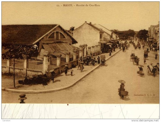 002.Chợ Cửa Nam