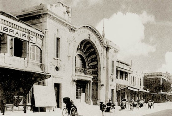 002.Cinema Palace xưa