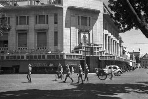 Hanoi 1940 - Ngày nay là TRUNG TÂM KINH DOANH VÀNG BẠC ĐÁ QUÝ ĐINH TIÊN HOÀNG