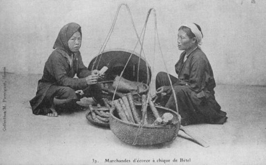 002.Những người bán hàng rong xưa ở Hà Nội
