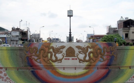 Cột Đồng Hồ nay