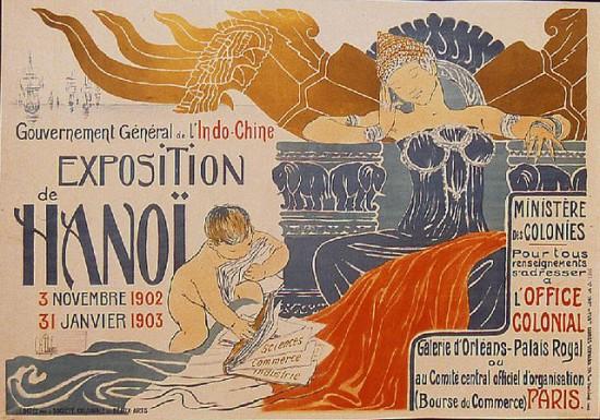 Một tấm affiche khác