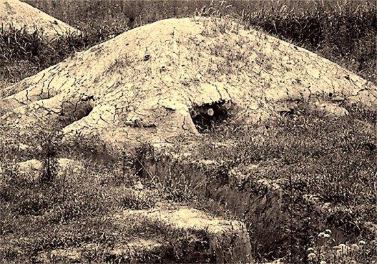 004.Hầm trú ẩn của quân Trung quốc ở Hưng-Hóa