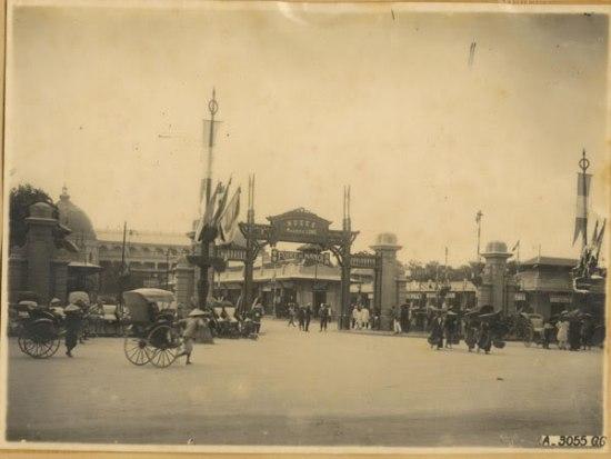 004.Khu Đấu Xảo - Là Trung tâm thương mại thời kì đó