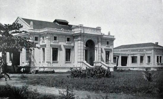 004.Phòng Thương mại và Nông nghiệp (sau này là Thư viện P. Pasquier) (khoảng 1900)