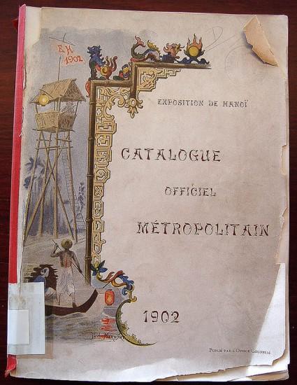 Catalogue của cuộc triển lãm
