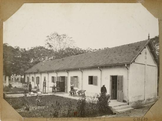 005.Hanoi (1896-1900) - Photographie Héliogravure