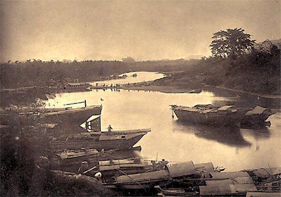 005.Vùng lân cận Hà Nội – Sông Tô Lịch