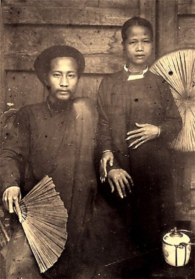 006.Joseph Lai, thông dịch viên của Tổng-Ðốc Hà Nội