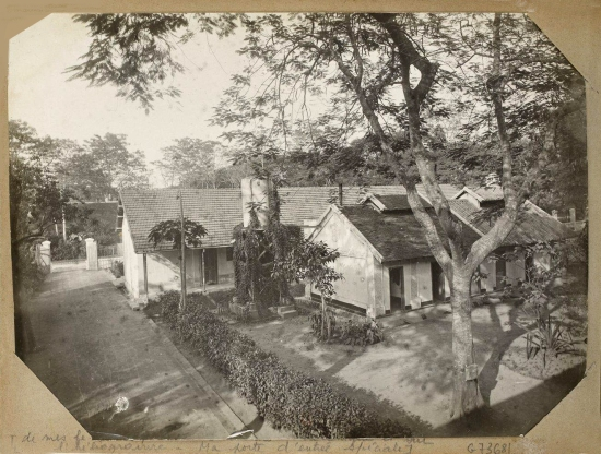 006.phố nhượng địa khu địa dư-Hanoi (1896-1900)