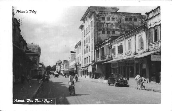 Thập kỉ 50 MAG CHAF thôn tính thêm ngôi nhà bên cạnh