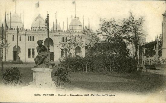 007. Nhà đấu xảo 1903