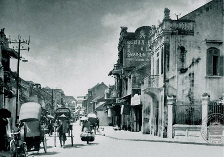 007.Phố hàng Bạc  1920-1930s