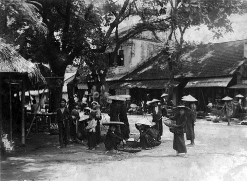 008.Những người bán hàng rong xưa ở hà nội