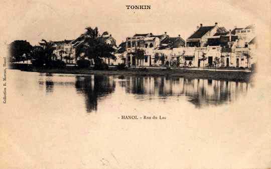 009.Ven Hồ Gươm 1900