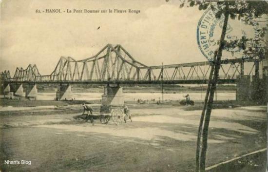 Khu vực đầu cầu Long Biên