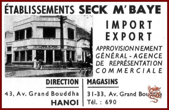Etablissements Seck M'Baye
