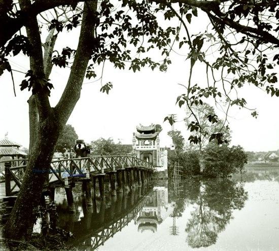 012. Đền Ngọc Ngọc Sơn- Hà Nội 1906 b