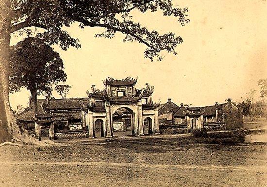 012.Chùa Phu-Ni gần Sơn-Tây