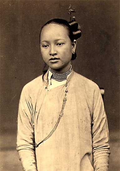 013.Người đàn bà trẻ miền Nam
