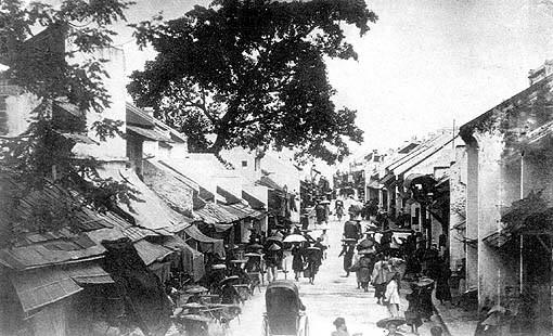 015. Hà Nội những năm 1900