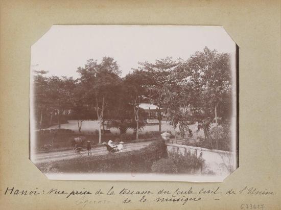015.Recueil. Séjour d'un cartographe militaire français en Indochine. Date d'édition 1896-1900