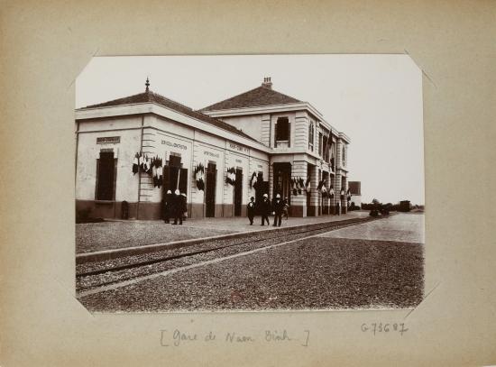 016.Gare de Nam-Dinh
