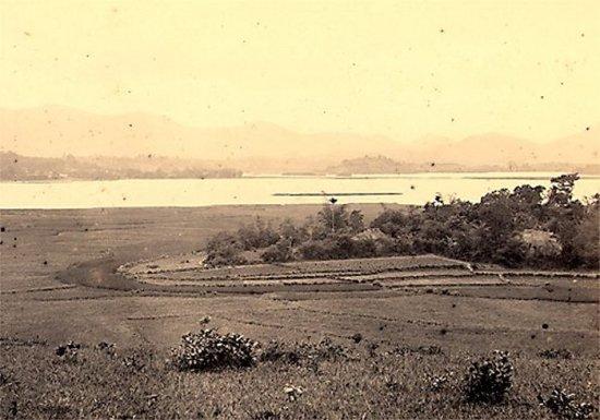 016.Sông Ðà gần Bat-Bac