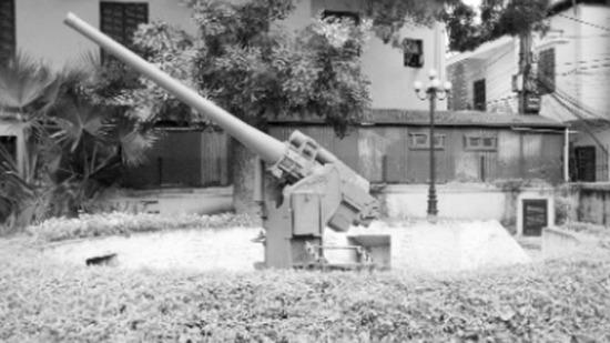 017.Di tích Pháo đài Láng ở phường Láng Thượng ngày nay