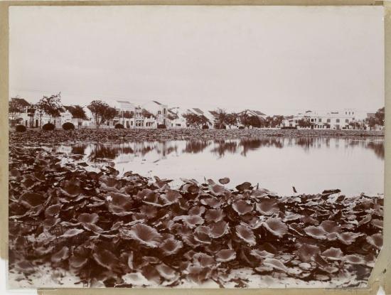 019.Hanoi (1896-1900) - Hồ Gươm