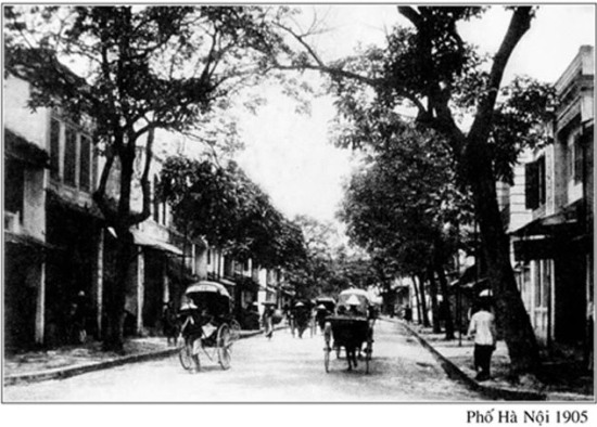 020.Phố cổ Hà Nội 1905