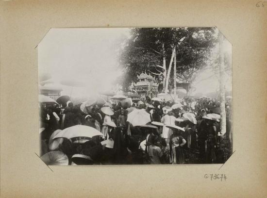 022.Hanoi (1896-1900) một đám tang 2