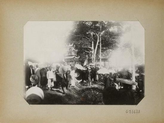 023.Hanoi (1896-1900) một đám tang