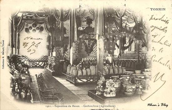 Gian hàng Nam Kì (Nông sản)