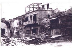 027.Hình ảnh các khu phố cổ Hà Nội trong 60 ngày đêm Hà Nội khói lửa _6