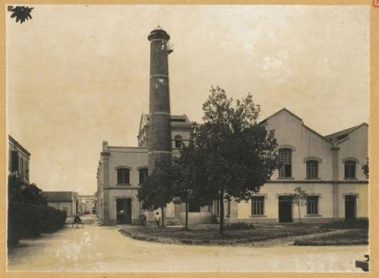 030.nhà máy gạch ở Phố Cát Linh
