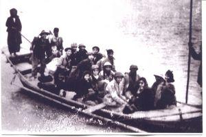 034.Trung đoàn Thủ đô vượt sông Hồng sáng ngày 18.02.1947