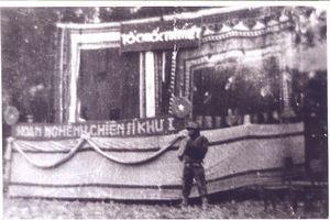 035.Lễ chào mừng Trung đoàn Thủ đô rút quân thắng lợi
